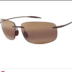Maui Jim Breakwall Brown Unisex Sunglasses